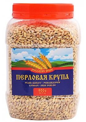 Cebada perlada en bote 12x900gr RUSSKOE POLE
