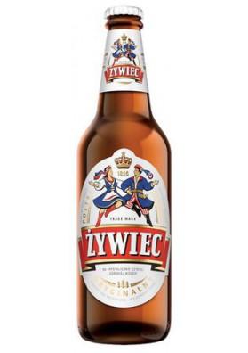 Cerveza ZYWIEC 5.6%alk.20x0.5L