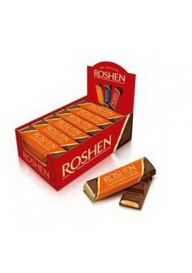 Barrita de chocolate con caramelo 30x40gr  ROSHEN
