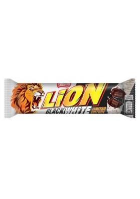Barita de chocolate LION BLACK WHITE 40x40gr NESTLE