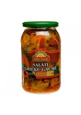 Ensalada de verduras GRIEGO 8x900gr ZELTA SAULE