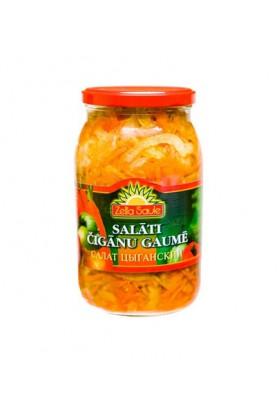 Ensalada de verduras CYGANSKIY 8x900gr ZELTA SAULE