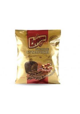 Picatostes de pan de centeno sabor SHASHLIK 60x40gr EMELYA