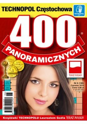 Crucigrama  KRZYZOWKA 400 PL