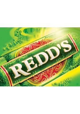 Cerveza Redds sabor manzana 0.5L  4.5%alk.lata