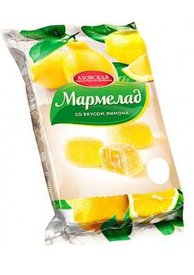 Mermelada con sabor de limon 12x300gr AZOV