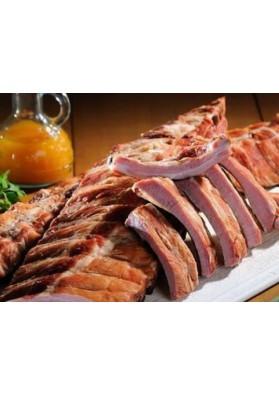 Costillas de cerdo ahumados  PETRO MESINE LT