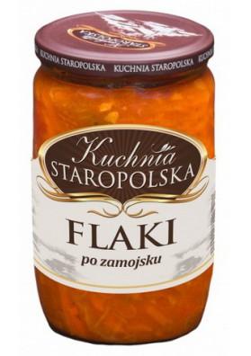 Callos de ternera  FLAKI  PO-ZAMOYSKU 6x700gr KS