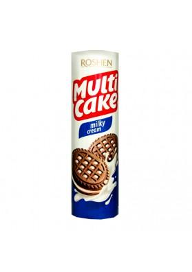 Galletas de azucar con crema le leche MULTI CAKE 180gr.ROSHEN