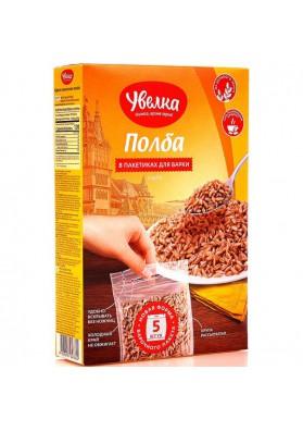 Espelta de trigo en bolsa para cocinar 400gr.(5x80gr) UVELKA