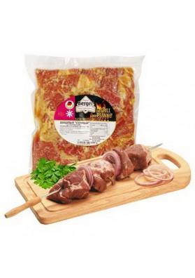 Pinchos de carne de cerdo en el adobo 1kg BERGER