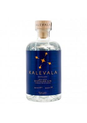 Gin BLUE LABEL 50.9%alc.0.5L. KALEVALA