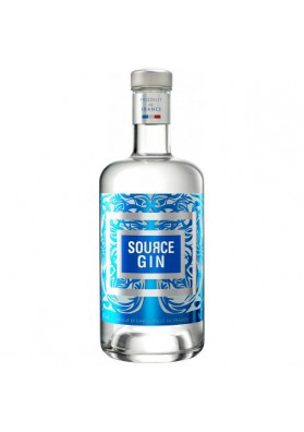 Gin SOURCE 43%alc.0.7L. FRANCIA