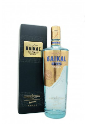 Vodka BAIKAL ICE en caja 40%alc.0.7L. RUSIA