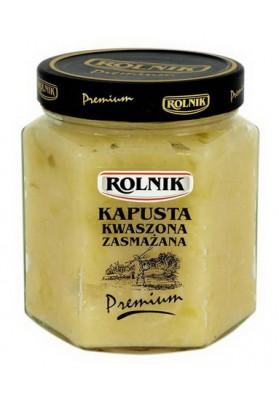 Col fermentada frita  PREMIUM 6x530gr ROLNIK