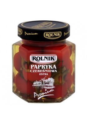 Pimiento cherry picante  PREMIUM 6x300gr ROLNIK