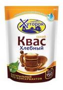 Preparacion para bebida fermentada KVAS JLEBNIY en seco 24x150gr JUTOROK