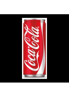 Coca-cola 0.33L lata