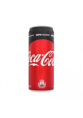 Coca-Cola ZERO sin azucar 24x330ml.nuevo