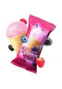 Helado de crema con sabor de frutas del bosque 50x60gr.PROLISOK