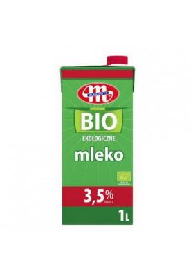 BIO Leche ecologica 3.5%grasa 12x1L MLEKOVITA
