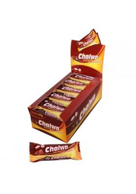 Turon de sesamo en chocolate 15x50gr OPTIMA