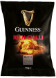 Patatas chips fritas a mano BURTS con sabor chile pimiento 42gr.GUINNESS