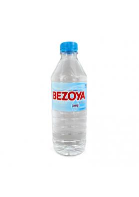 Agua mineral natural (sin gas) 0,5L. BEZOYA