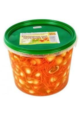 Champiñones COREANOS en un cubo 3,5kg.ULAN GmbH nuevo