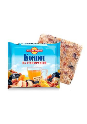 Compota de frutos secos (cocina rapida) 190gr.PRODUCTO RUSO