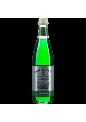 Refresco de LIMONADA con sabor a estragon (tarragon) 0,5L.ZANDUKELI