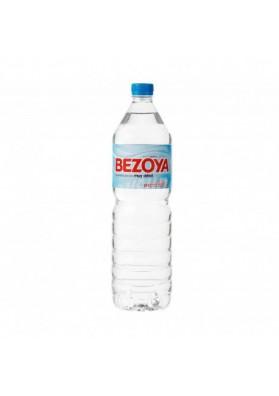 Agua mineral natural (sin gas) 1,5L. BEZOYA