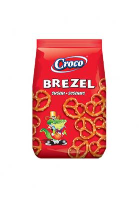 Pretzels de sesamo BREZEL 14x80gr.CROCO nuevo
