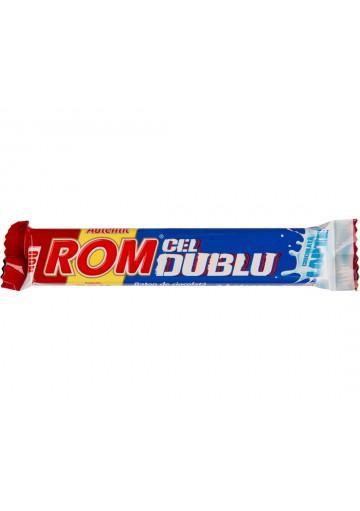Barritas ROM CEL DUBLU con crema de ron 36x50gr.(2x25gr.) AUTENTIC