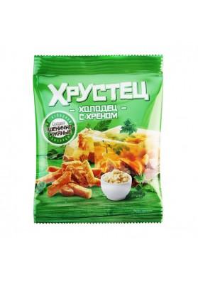 Picatostes de trigo y centeno CRUJIENTE (con rabano picante) 35gr.CHERNOGOLOVKA