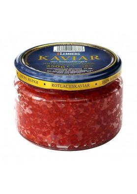 Caviar rojo de salmon salvaje 12x250gr LEMBERG