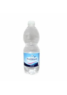 Agua mineral FUENTE PRIMAVERA 100% natural 0,5L.SAN BENEDETTO