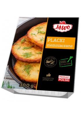 Tortita de patata rallada  PLACKI 16x300gr JAWO