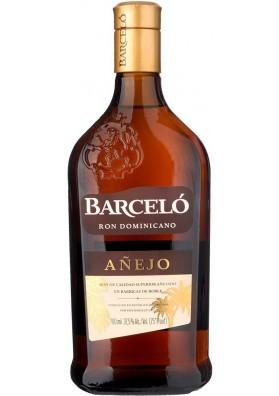 Ron BARCELO (Anejo) Dominicano 37,5%alc.0,7L.