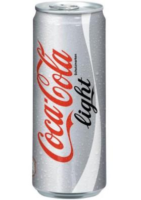 Coca Cola Light 0.33ml lata