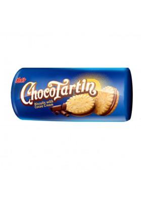 Galletas CHOCOTARTIN con crema de cacao 220gr.NEFIS