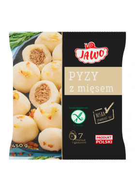Bolas de patata con carne PYZY 10x450gr.JAWO