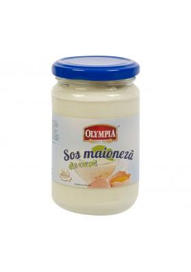 Mayonesa  DE CASA 6x314ml OLIMPIA