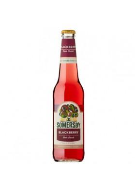 Cerveza SOMERSBY sabor mora 4,5%alc.400ml.