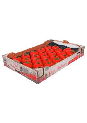Tomates frescos color frambuesa 6x1kg.ULAN