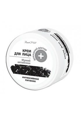 Crema para la cara MUMIYO ALTAI (Receta Nr.527) 100ml.MEDICO A DOMICILIO