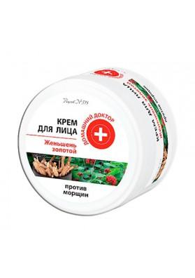 Crema para la cara GINSENG DORADO (Receta Nr.593) 100ml.MEDICO A DOMICILIO