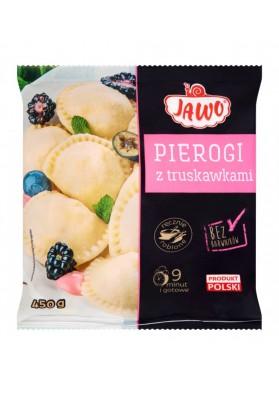 Vareniki  PIROGI con fresa 10x450gr JAWO