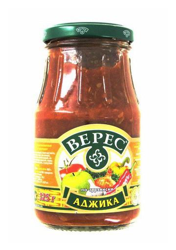Salsa picante PO-GRUZINSKI 12x325gr  VERES