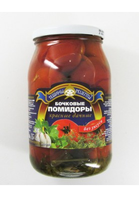 Tomate fermentado rojo 12x860gr.TR